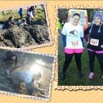 Hazel's muddy challenge