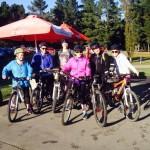 Team 6 pack bike