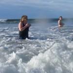 Barbs challenge julia beach
