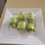Marie's healthy sushi