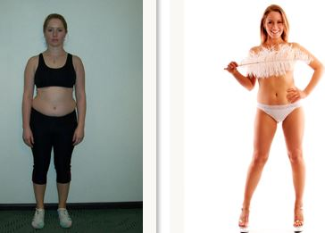 kirsty before and after